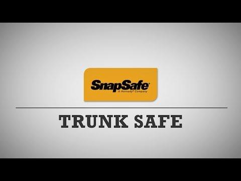 SnapSafe® Trunk Safe