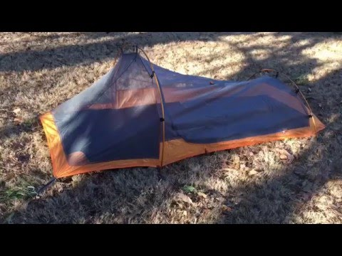 Winterial Single Person 3-Season Tent Review