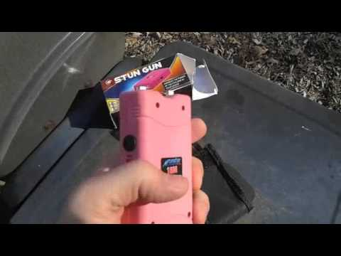 Monster Stun Gun Review