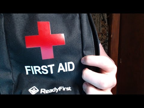 Sam's Gear Review - Ready First First Aid Kit Review