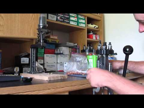 Reloading with the Lyman T-mag II turret press revisited
