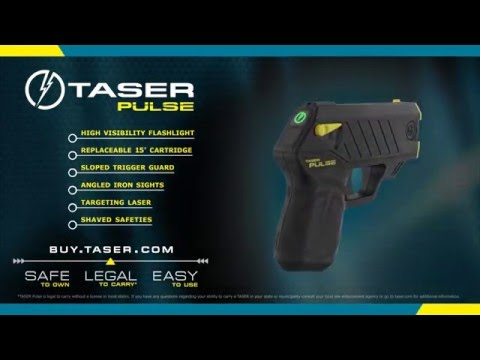 TASER Pulse Demo