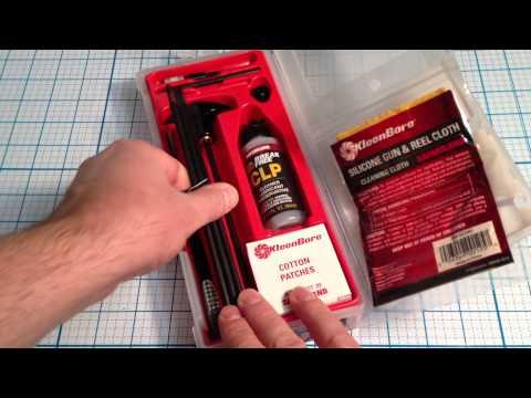 KleenBore Classic Universal Gun Cleaning Kit UK213