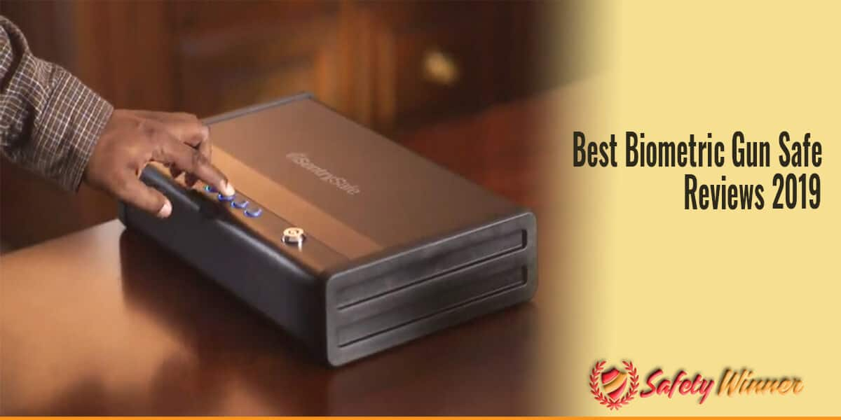 Best Biometric Gun Safe Reviews 2019 » SafetyWinner