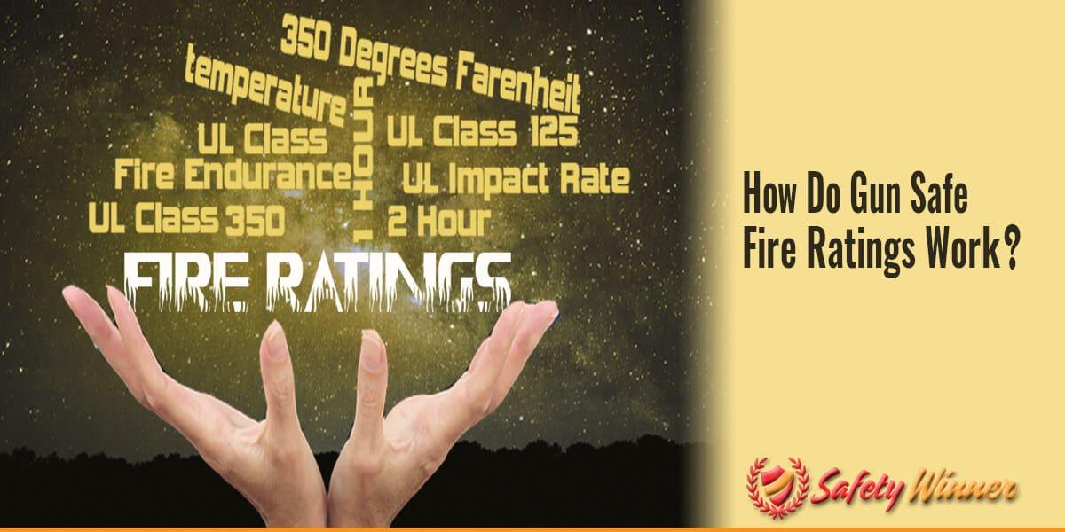 How Do Gun Safe Fire Ratings Work?