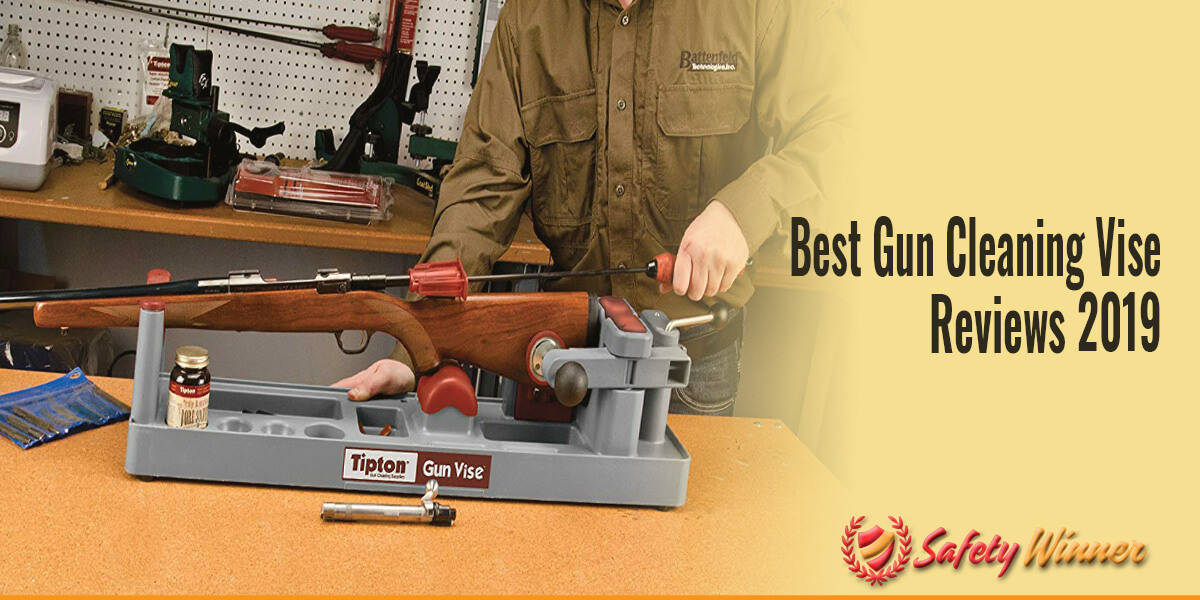 Best Gun Cleaning Vise & Maintenance Centers