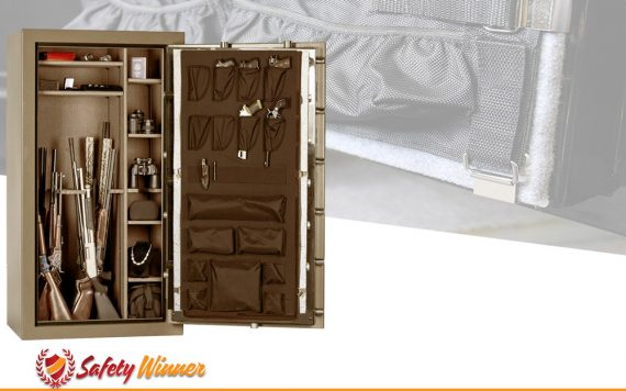 Buy a Gun Safe Door Organizer