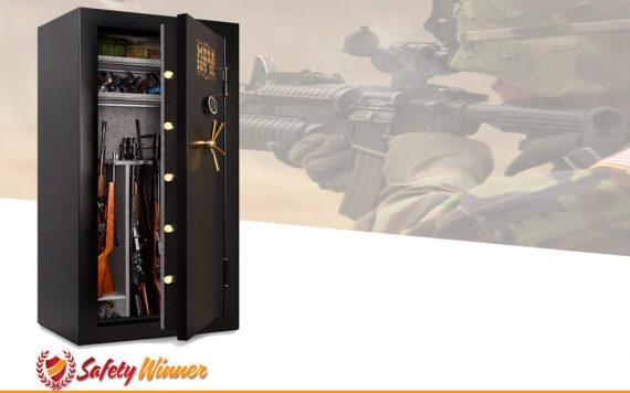 Best Gun Safes - Under $500/1000/1500