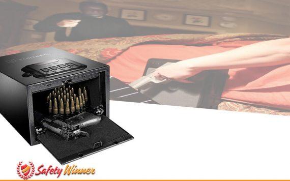 Nightstand Gun Safe
