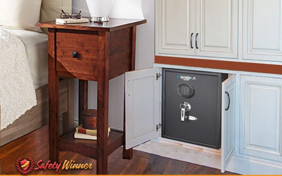 How to Discreetly Hide a Gun Safe in Your House?