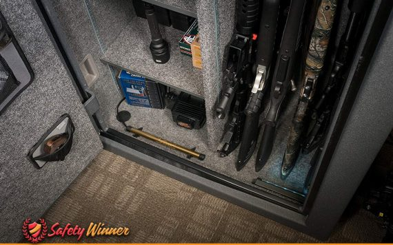 How to Keep Moisture Out of Your Gun Safe?