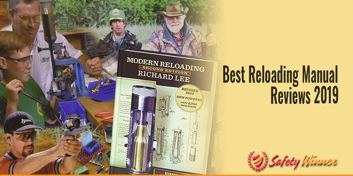 Best Reloading Manual Reviews