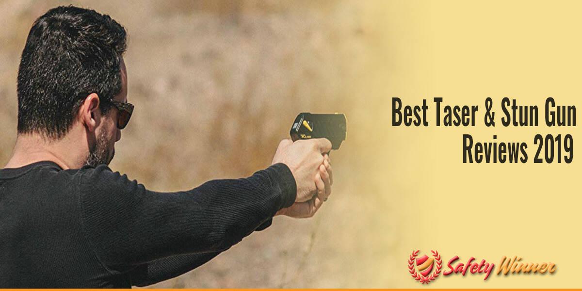 Best Taser and Stun Gun Reviews