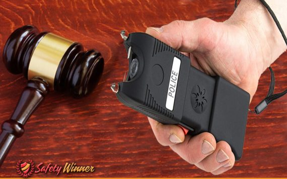 Stun Gun Laws: Does Your State Permits You to Use Them?