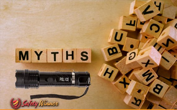 6 Myths About Stun Guns that Will Make Your Hair Straight!
