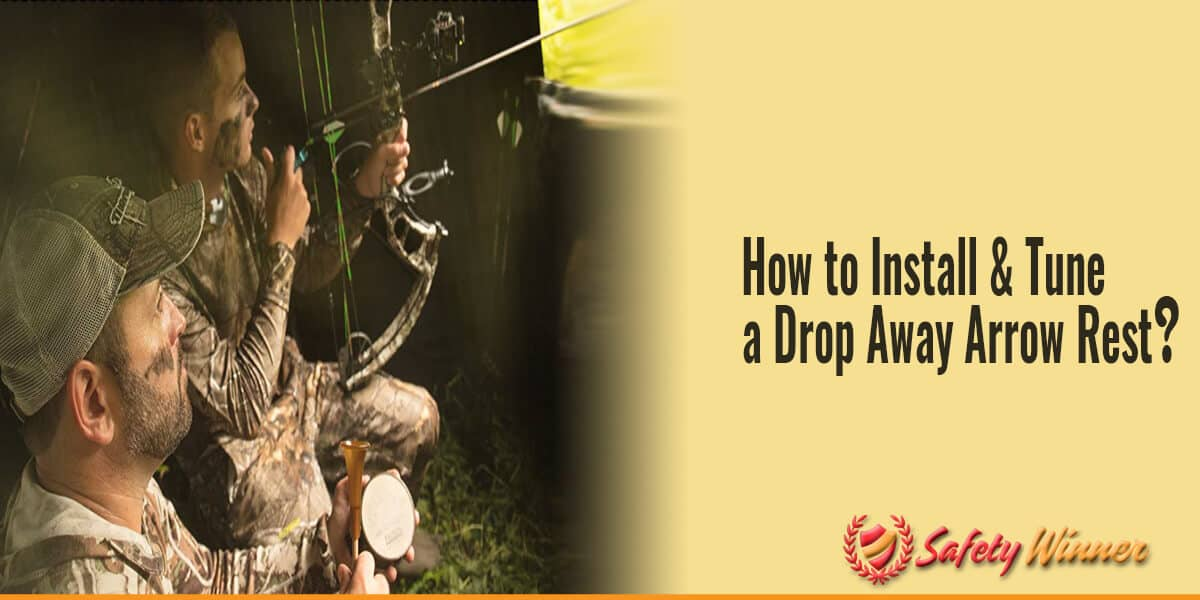 How to Install & Tune a Drop Away Arrow Rest?