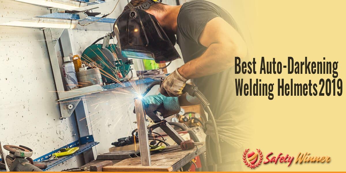 Best Auto Darkening Welding Helmet Reviews
